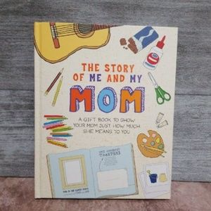 The Story Of Me And My Mom Gift Book
